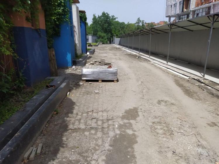 Підготовка до реконструкції бульвара Куеревського